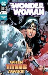 Wonder Woman #67 CVR A