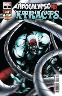 Age of X-Man Apocalypse and X-Tracts #2