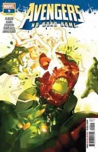 Avengers No Road Home #9