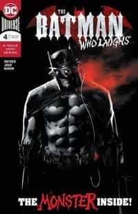 Batman Who Laughs #4 CVR A