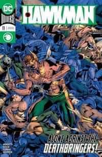 Hawkman #11 CVR A