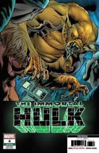 Immortal Hulk #4 Third Printing Bennett