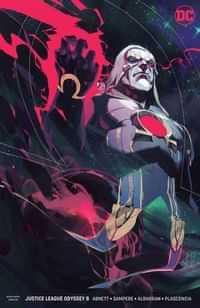 Justice League Odyssey #8 CVR B