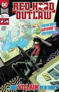 Red Hood Outlaw #33 CVR A