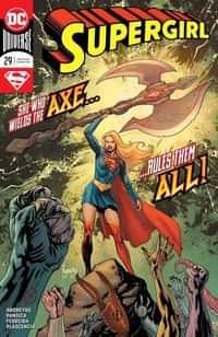 Supergirl #29 CVR A