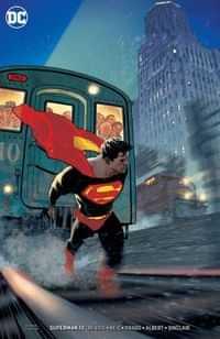 Superman #10 CVR B