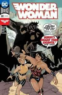 Wonder Woman #68 CVR A
