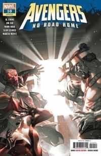 Avengers No Road Home #10