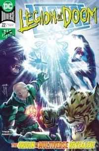 Justice League #22 CVR A