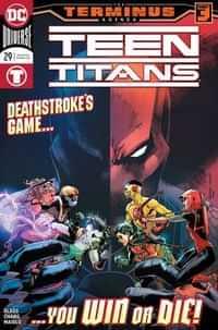 Teen Titans #29 CVR A