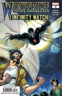 Wolverine Infinity Watch #3
