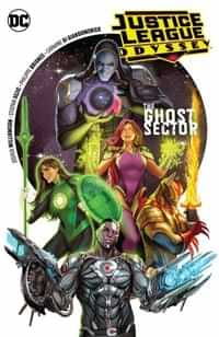 Justice League Odyssey TP the Ghost Sector