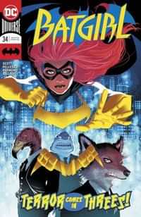 Batgirl #34 CVR A
