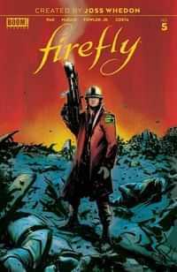 Firefly #5 CVR A