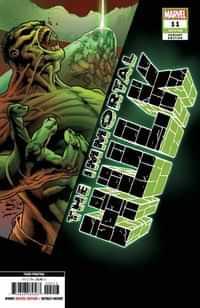 Immortal Hulk #11 Third Printing Bennett