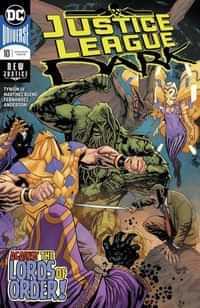 Justice League Dark #10 CVR A