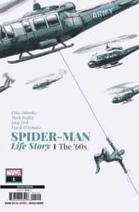 Spider-Man Life Story #1 Second Printing Bagley