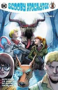 Scooby Apocalypse TP V5