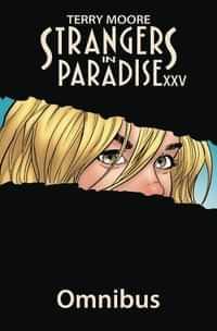 Strangers In Paradise XXV TP Omnibus Edition