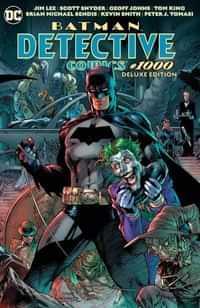 Detective Comics HC Detective 1000 Deluxe Edition