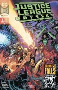 Justice League Odyssey #9 CVR A