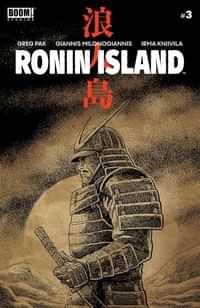 Ronin Island #3 CVR B Preorder Young