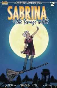 Sabrina Teenage Witch #2 CVR C Ibanez