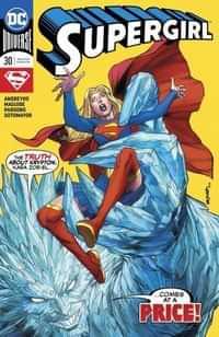 Supergirl #30 CVR A