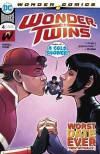 Wonder Twins #4 CVR A