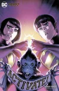 Wonder Twins #4 CVR B