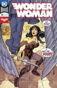 Wonder Woman #70 CVR A