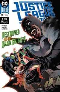 Justice League #24 CVR A