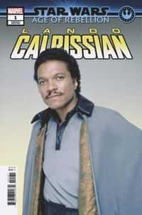 Star Wars Age of Republic One-Shot Lando Calrissian Variant Movie