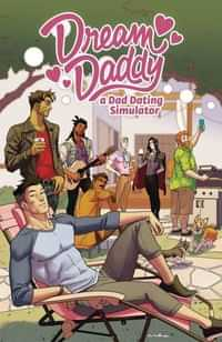 Dream Daddy Dad Dating Comic Book GN