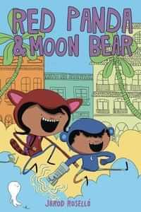 Red Panda and Moon Bear GN V1