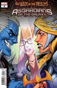 Asgardians of the Galaxy #9