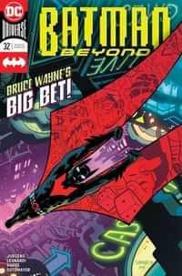 Batman Beyond #32 CVR A