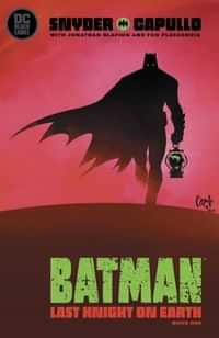 Batman Last Knight on Earth #1 CVR A