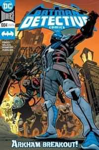 Detective Comics #1004 CVR A