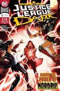 Justice League Dark #11 CVR A