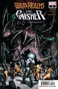 War of Realms Punisher #2