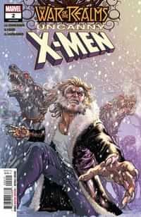 War of Realms Uncanny X-Men #2