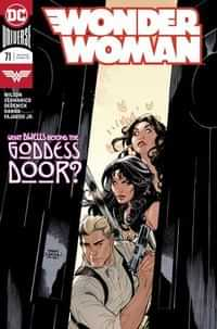 Wonder Woman #71 CVR A