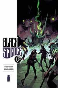 Black Science #40 CVR A Scalera