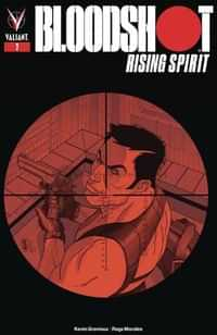 Bloodshot Rising Spirit #7 CVR B Jothikumar