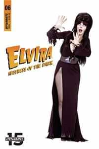 Elvira Mistress of Dark #6 CVR D Photo