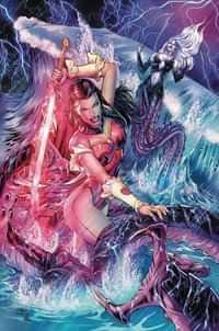 Grimm Fairy Tales #28 CVR B Vitorino