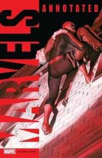 Marvels Annotated #4 CVR A