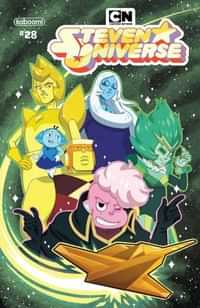 Steven Universe #28 CVR A Pena