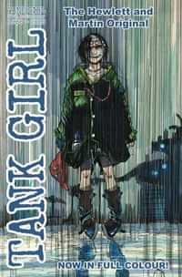 Tank Girl Full Color Classics #3 1990-91 CVR B Hewlett